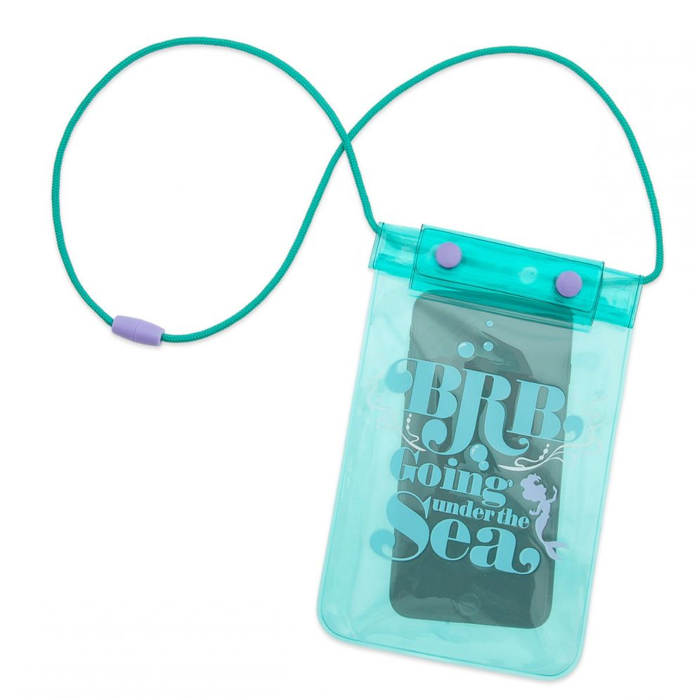 PHOTO: This The Little Mermaid waterproof phone holder is selling for $12.95.