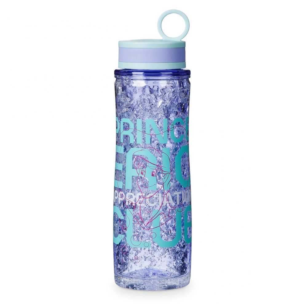 PHOTO: This Prince Eric Freezable Travel Water Bottle is selling for $14.95 on ShopDisney.