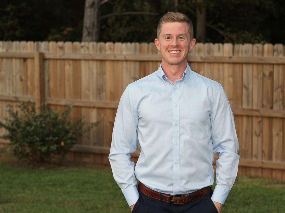 PHOTO: Logan Marston, a 28-year-old accountant from Durham, North Carolina, paid off more than $73,000 in student loans in 3.5 years.