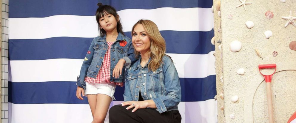 PHOTO: Good Housekeeping Style Director Lori Bergamotto and Instagram-famous mini-fashionista Zooey Miyoshi share their summer style must-haves.