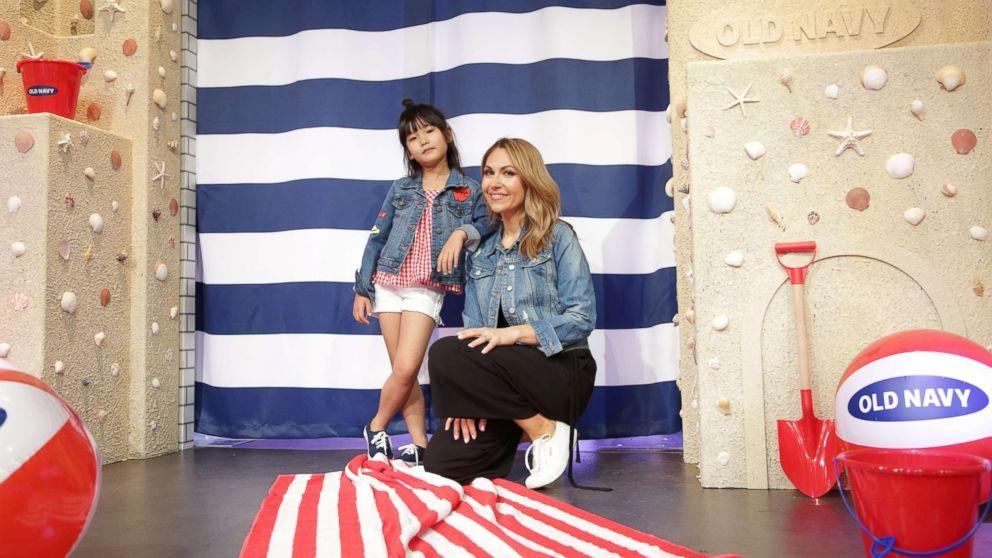 Good Housekeeping Style Director Lori Bergamotto and Instagram-famous  mini-fashionista Zooey Miyoshi share c99de44125