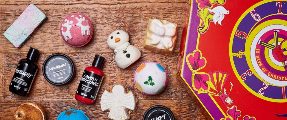 Lush Advent Calendar 2020 Unique Advent calendars to make the holiday season extra exciting