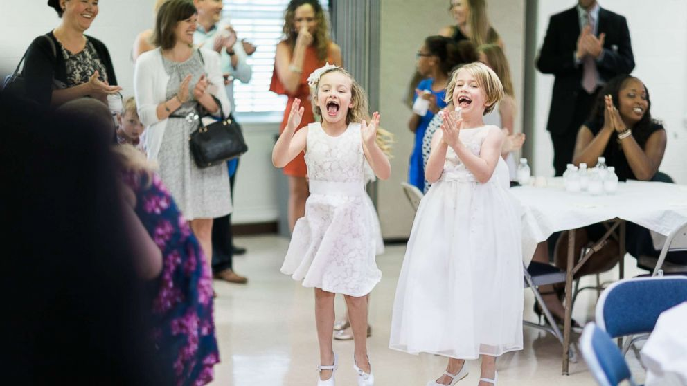 Indianapolis teacher Marielle Slagel Keller asked her students to be her flower girls and ring bearers in her June 24 wedding.
