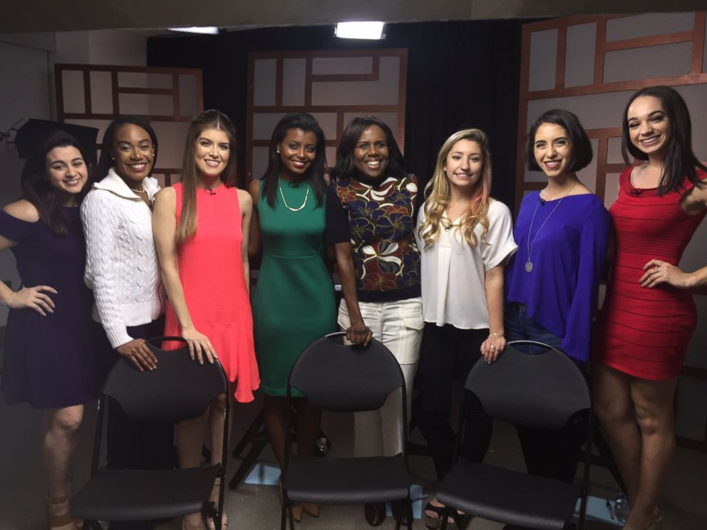 PHOTO: ABC News Deborah Roberts spoke to a group of college-age women, 18 to 22, at Miami Dade College, about what it means to be a strong and empowered woman.