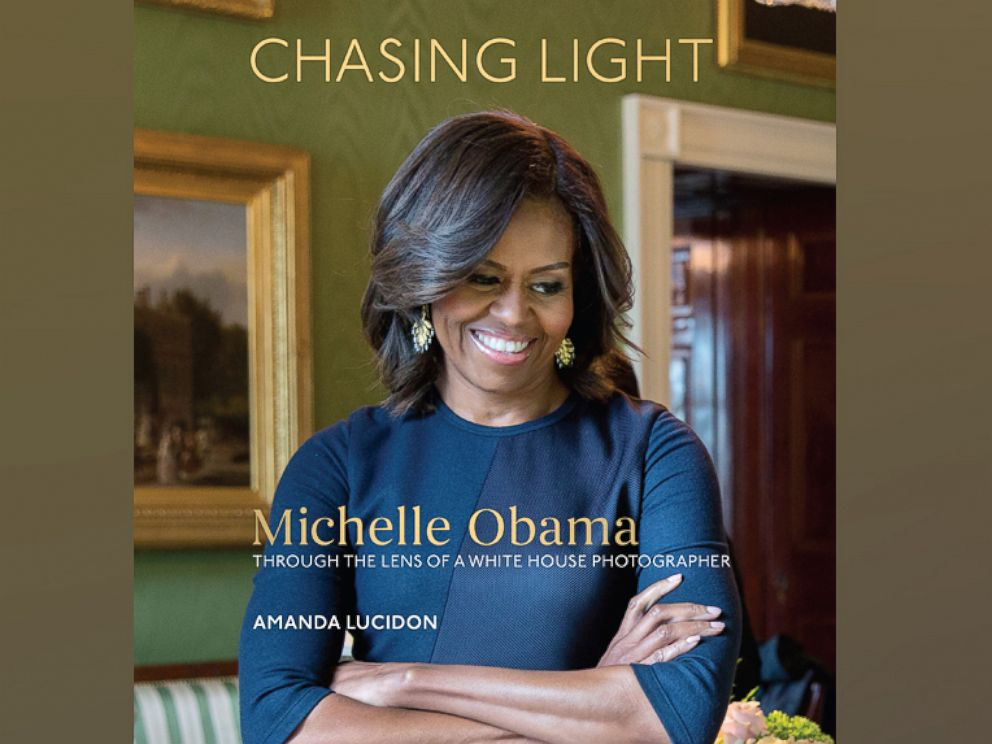 PHOTO: White House photographer Amanda Lucidon shares a collection of her candid photographs from the Obama presidency in a new book, Chasing Light, which is filled her reflections and lessons she learned from working on the first ladys team.