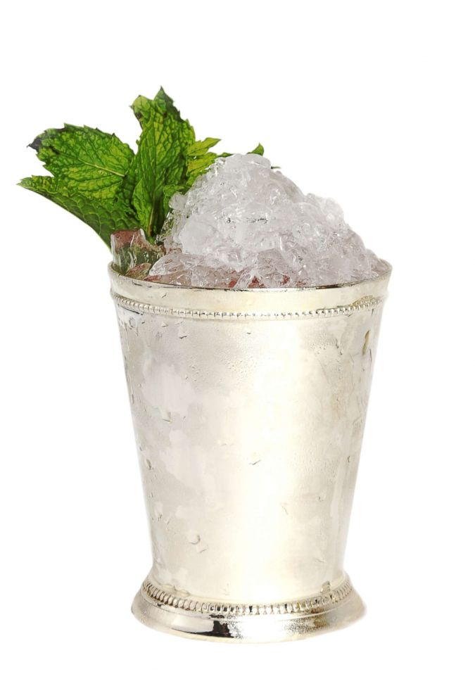 PHOTO: Slow & Low shared their Slow & Low Julep recipe in honor of the Kentucky Derby.