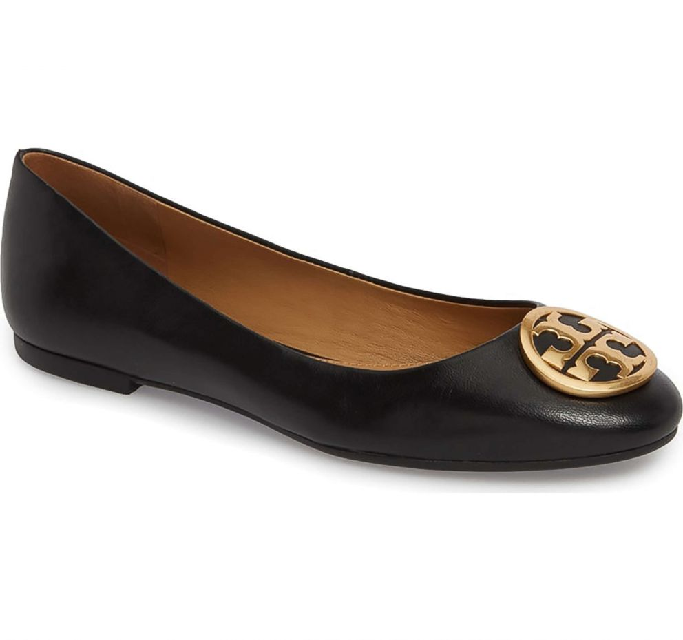 PHOTO: Tory Burch Benton Ballet Flat