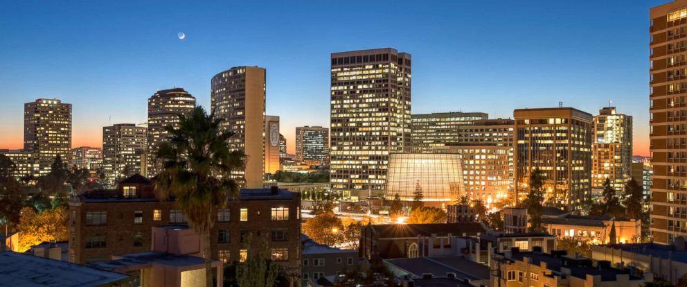PHOTO: Oakland, California, file photo
