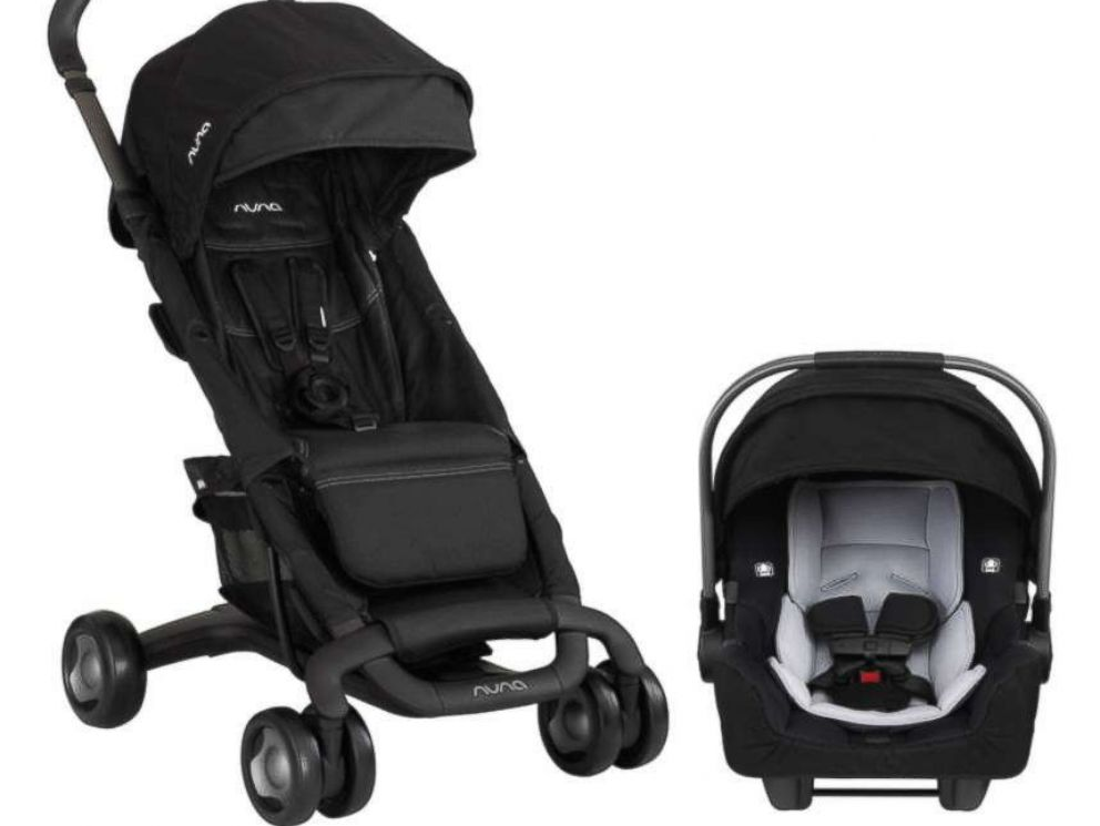PHOTO: PEPP Stroller and Pipa Car Seat Travel System by NUNA.