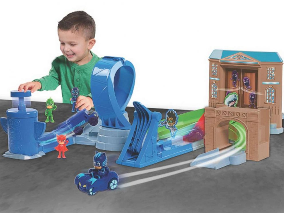 PHOTO: PJ Masks Rival Racers Track Playset