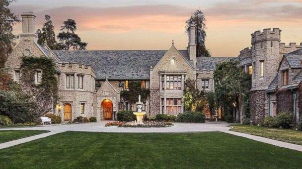 Playboy Mansion: Inside the late Hugh Hefner's playground