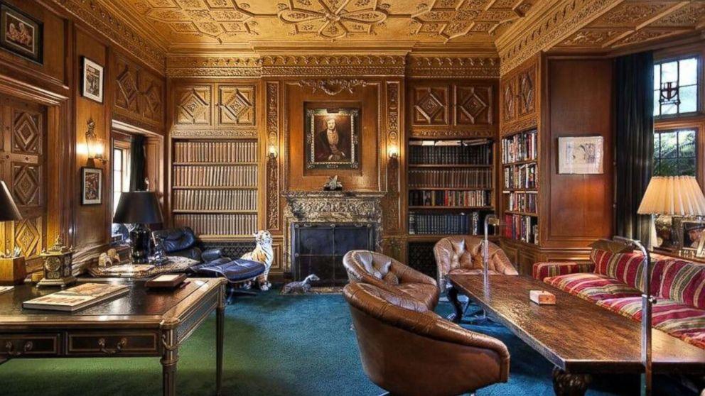 Playboy Mansion Inside The Late Hugh Hefner S Playground Abc News