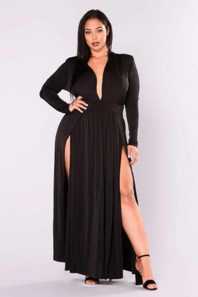 8df6aa5b58 11 plus size summer wedding dress looks for under  120