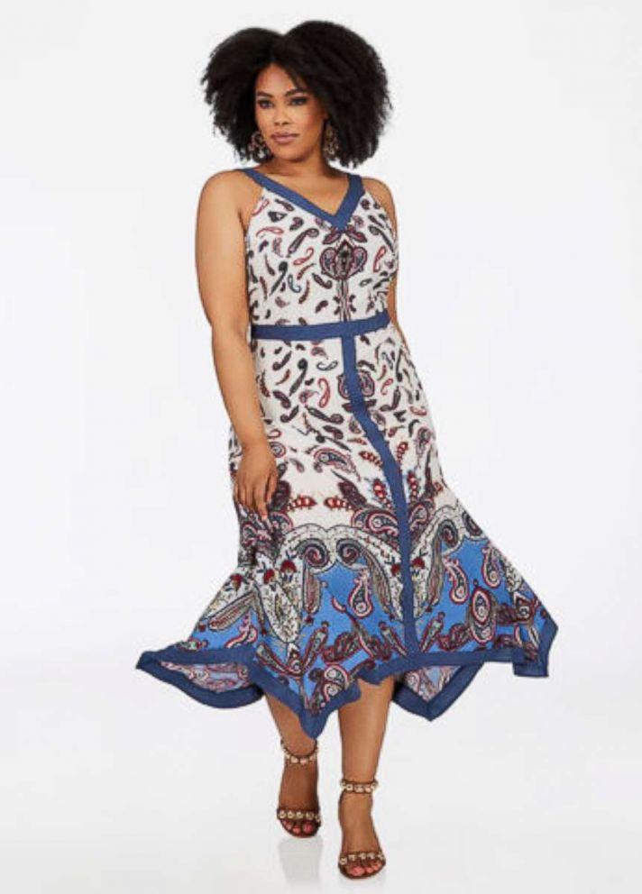 f8458f8f7ef 11 plus size summer wedding dress looks for under  120 - ABC News