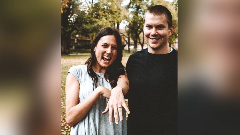 Sara Trigero and Dallin Knecht plan to tie the knot in summer 2019.