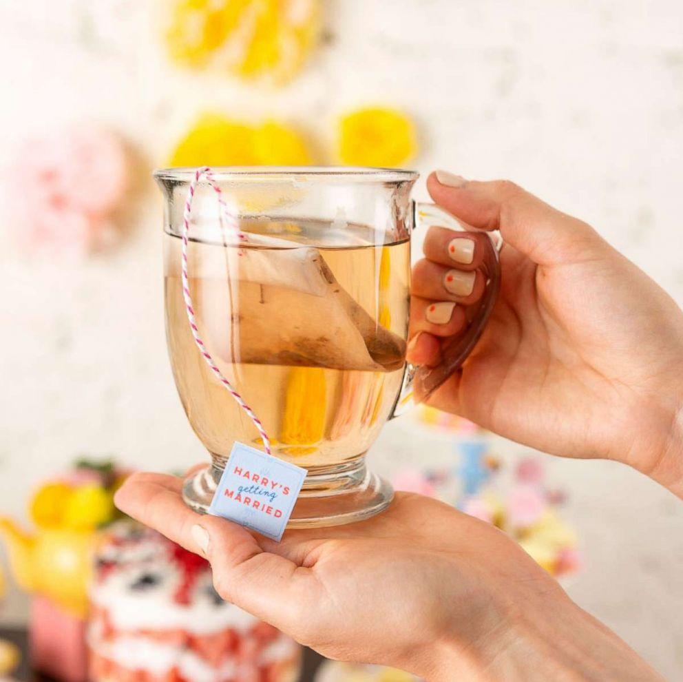 PHOTO: Every royal wedding viewing party needs British tea!