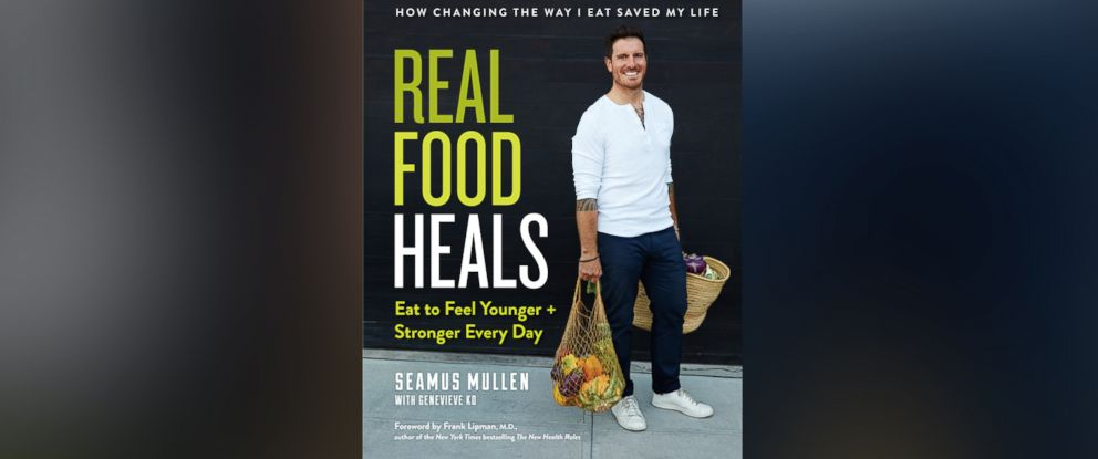"""PHOTO: Chef Seamus Mullen is out with a new book, """"Real Food Heals,"""" filled with Paleo-inspired and nourishing recipes."""
