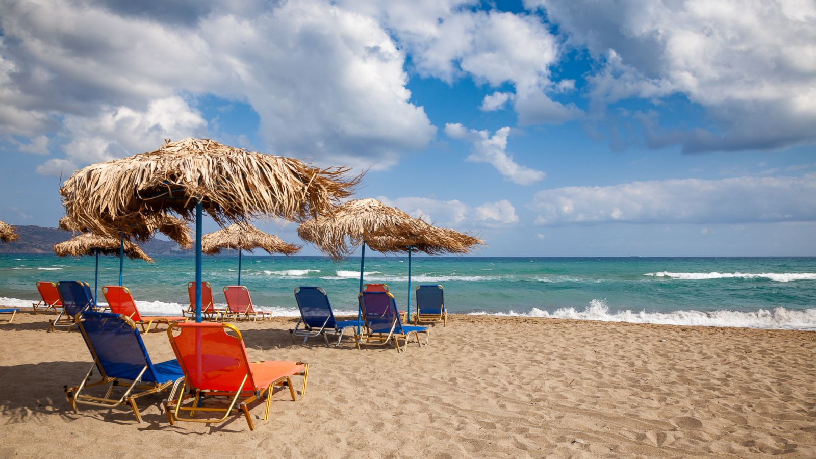 Where to bask on the beach in early spring