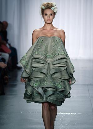 Barbara Bui Runway Summer 2012 - Look 09 | Fashion, Style
