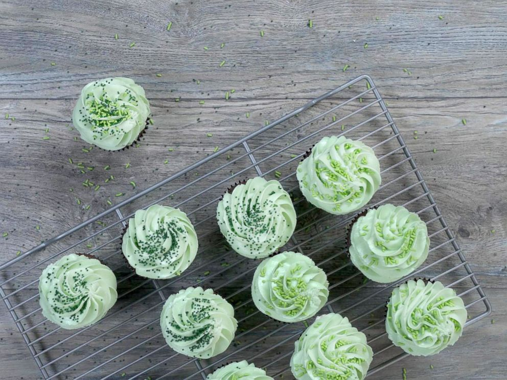 PHOTO: Try these festive green treats this St. Patrick's Day.