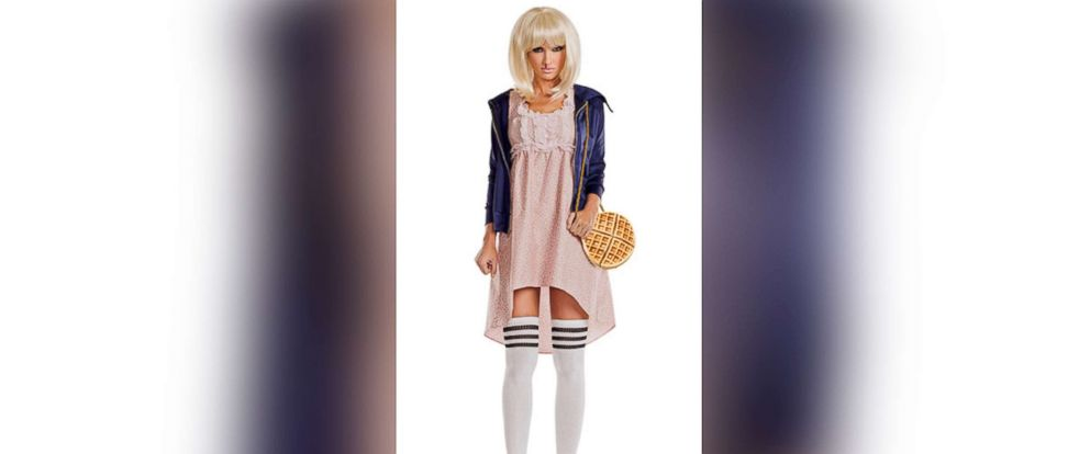 """PHOTO: """"Upside Down Honey"""" costume, from yandy.com, modeled after """"Stranger Things"""" character Eleven."""