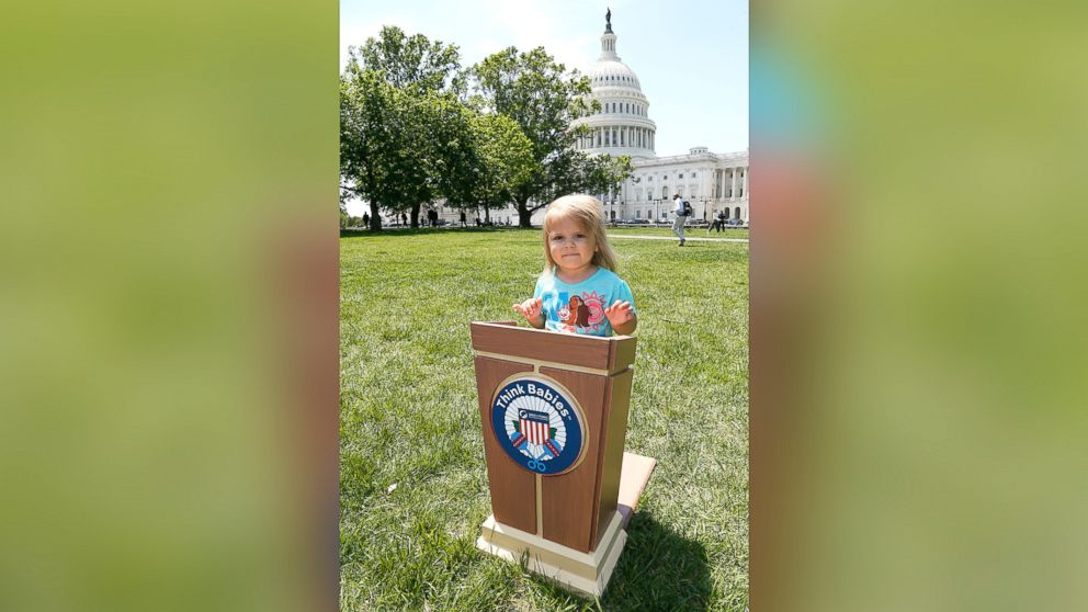 Special Educators Head To Capitol Hill >> Babies And Their Parents Descend On Capitol Hill In Plea For Help Gma