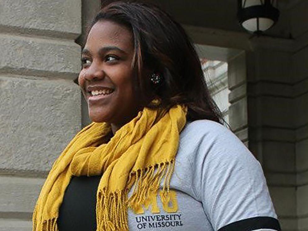 PHOTO: Khallilah Beecham graduated from the University of Missouri.