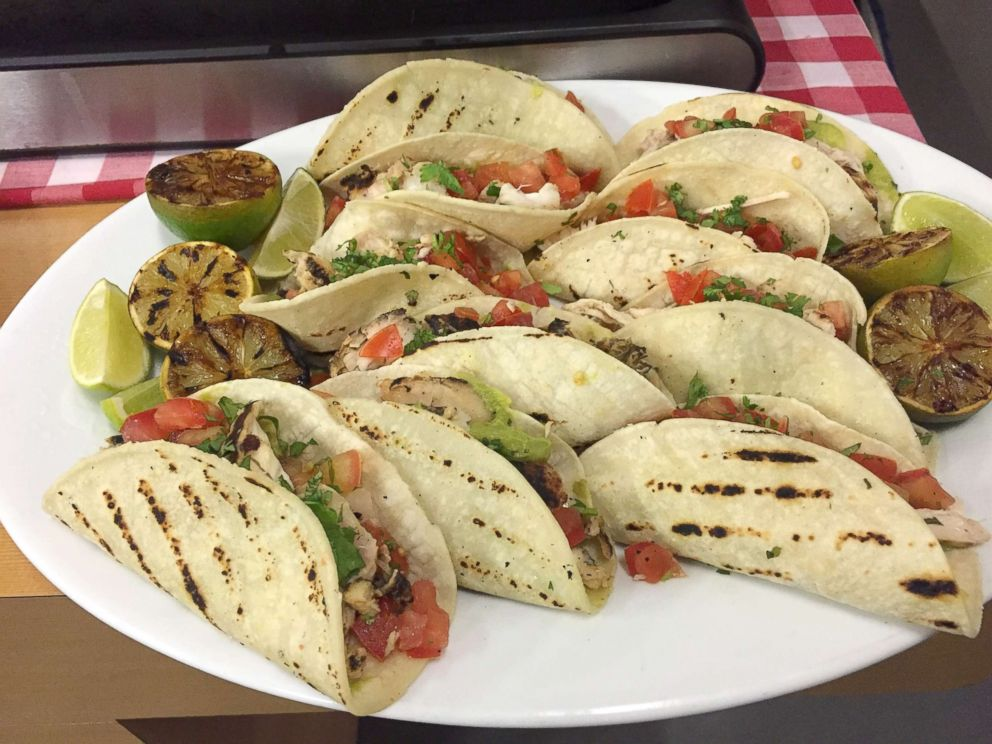 PHOTO: Celebrity chef Marcus Samuelsson shared his recipe for seafood tacos.