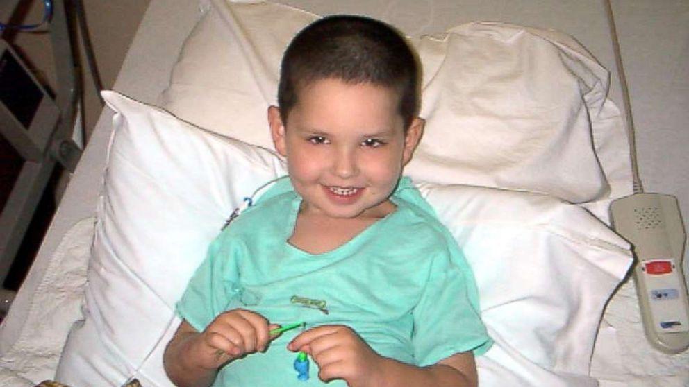 "Jakob ""JJ"" Jasin, 17, received a liver transplant in 2004 at Children's Hospital of Pittsburgh of UMPC."