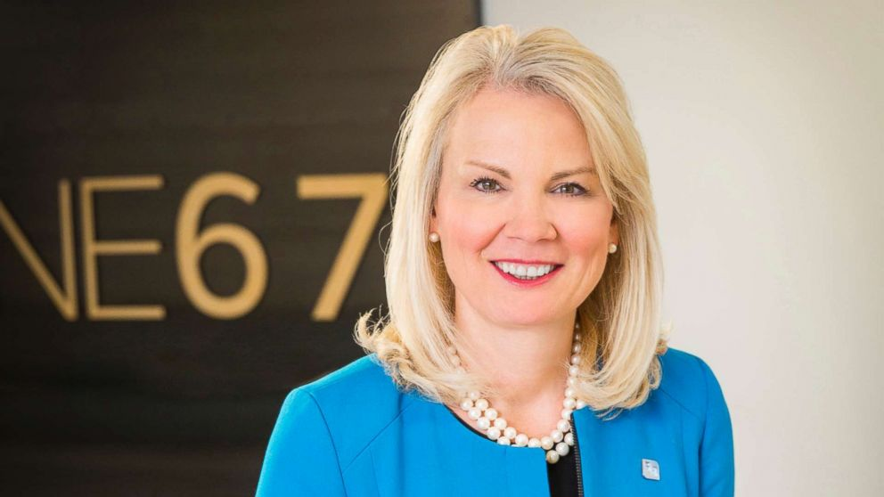 Teresa Tanner, Fifth Third Bank's Chief Administrative Officer, created the Maternity Concierge program.