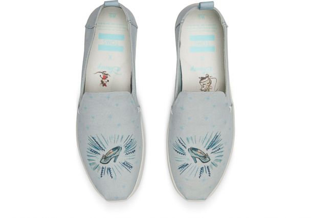 Disney and TOMS team up for Cinderella