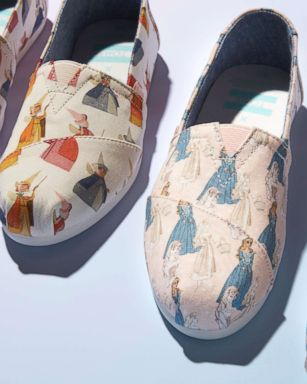 2e91bfff738 These Sleeping Beauty shoes will help you walk once upon a dream
