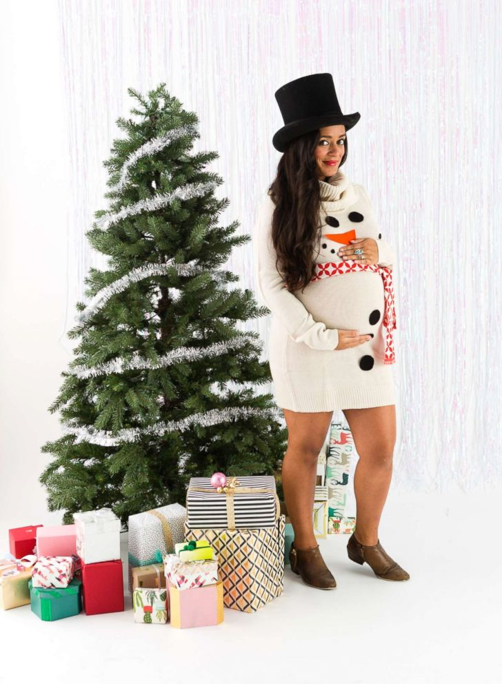 Christmas Tree Ugly Sweater Diy.How To Create The Ultimate Ugly Holiday Sweaters Abc News