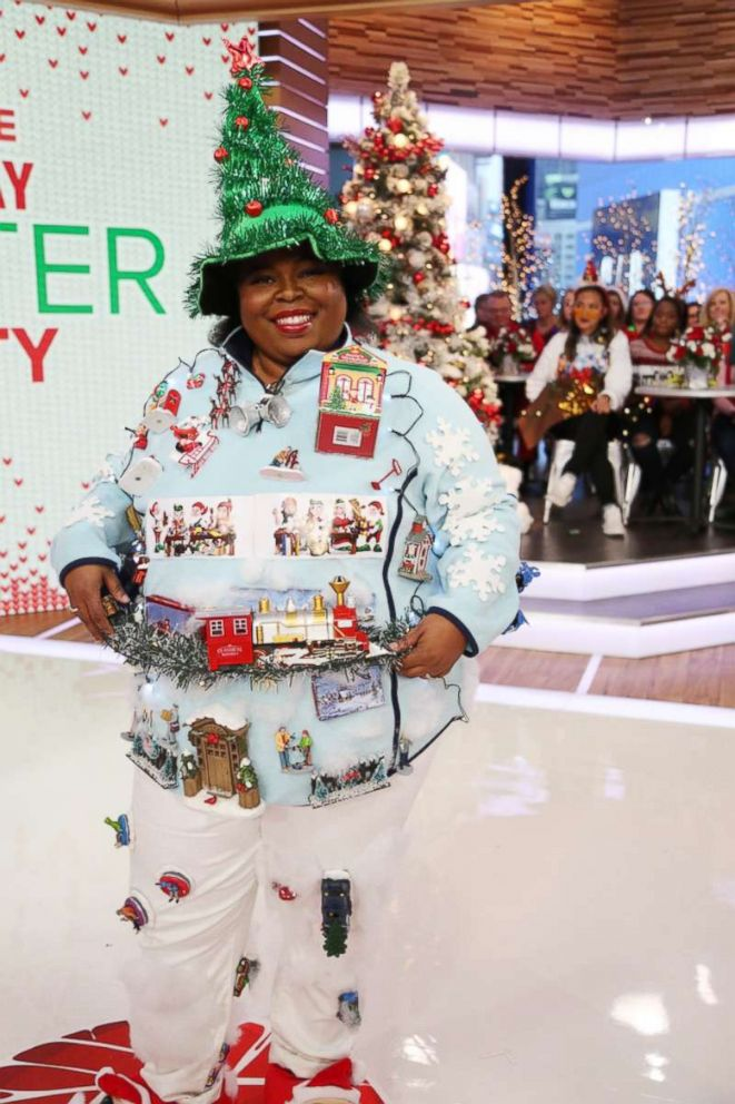 PHOTO: Shamva Wright-Shingler, 38, of Stony Point, N.Y., said the craft store is her second home.