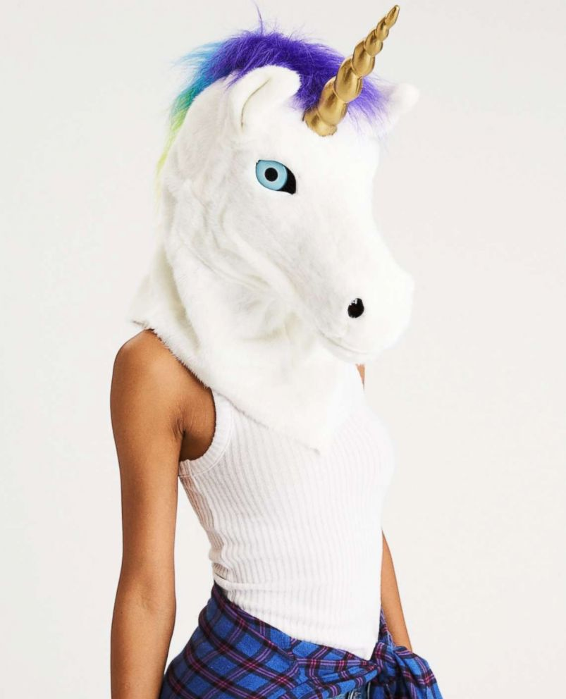 PHOTO: Thumbs Up! Unicorn Mask