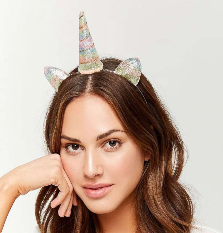 PHOTO: Glitter Unicorn Headband