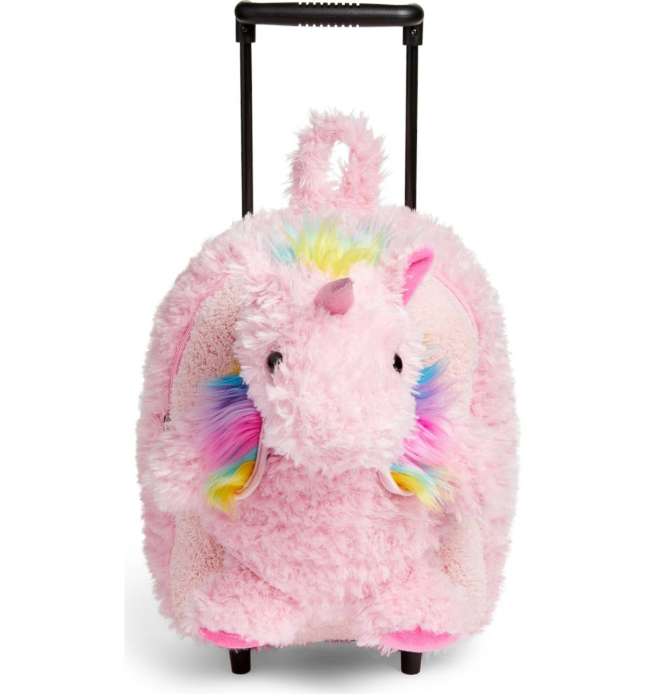 PHOTO: Unicorn Trolley Rolling Backpack