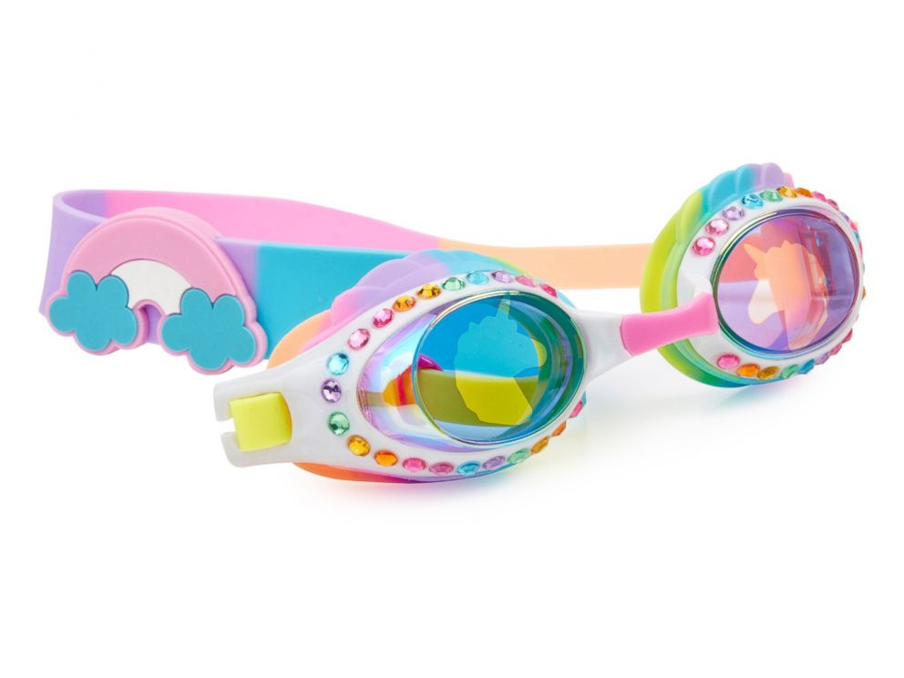 PHOTO: Eunice the Unicorn Swim Goggles