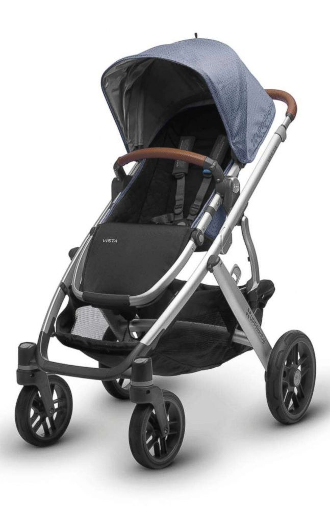 PHOTO: UppaBaby Stroller.