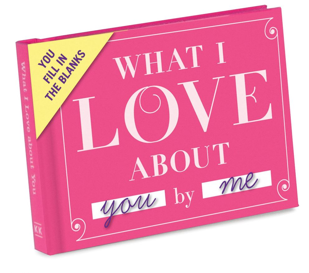 PHOTO: This journal is a great gift for your teen or tween.
