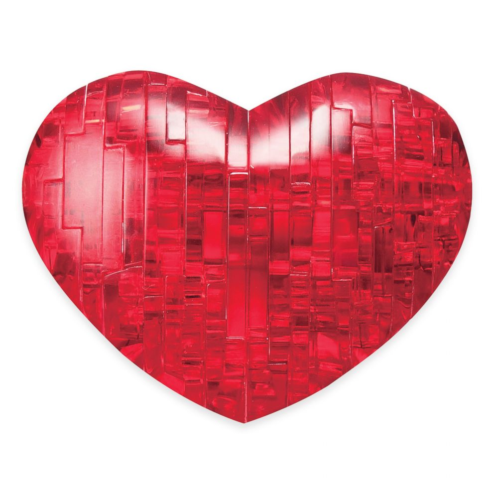 PHOTO: This heart-shaped 3D puzzle is available at Bed, Bath and Beyond.