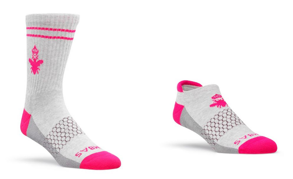 PHOTO: Bombas are the socks that give back to people in need.