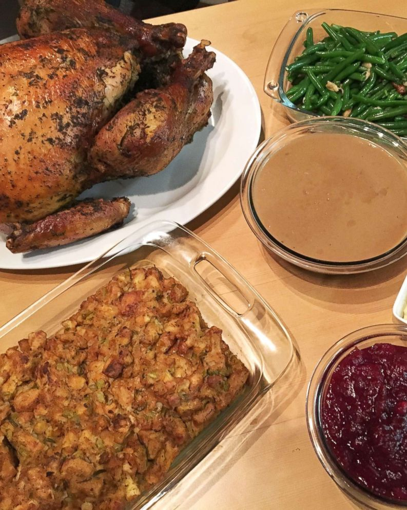 Meal Options For Thanksgiving