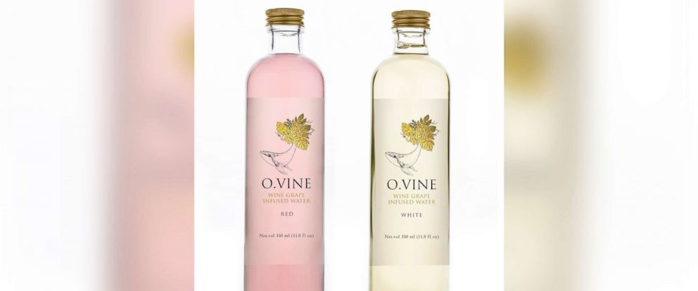 PHOTO: O.Vine is a non-alcoholic beverage perfect for the summer.