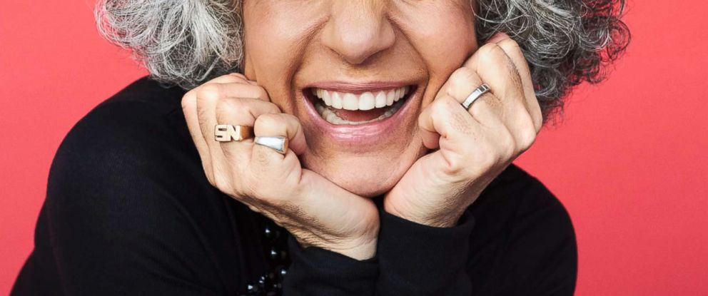 PHOTO: A woman laughs in this undated stock photo.