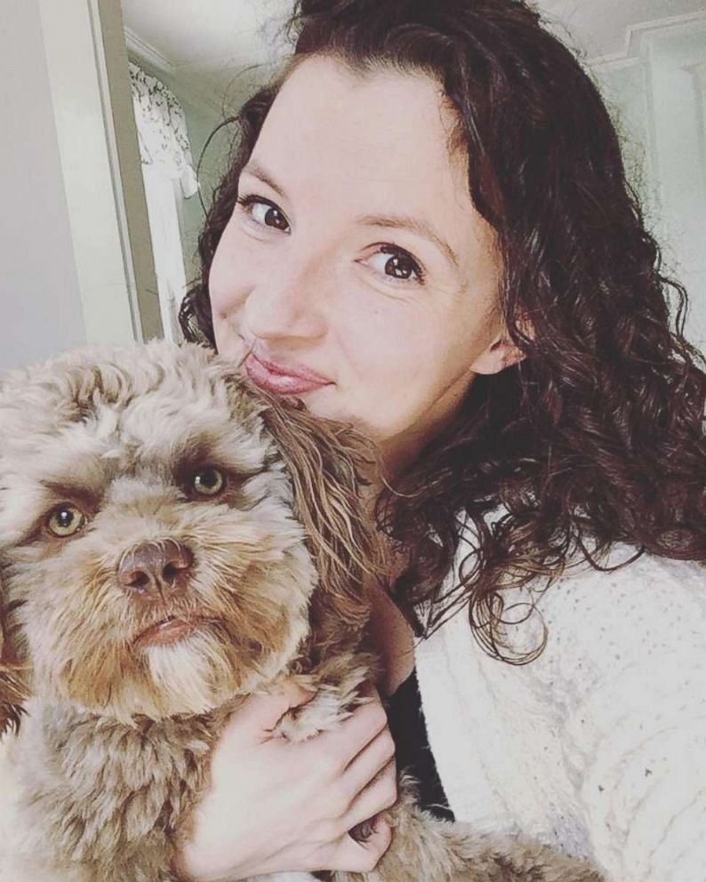 Dog With Human-Like Face Becomes Internet Sensation