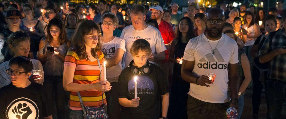 PHOTO: Charlottesville Reaction