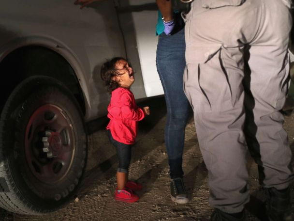 Heartbreaking stories of children impacted by border crisis