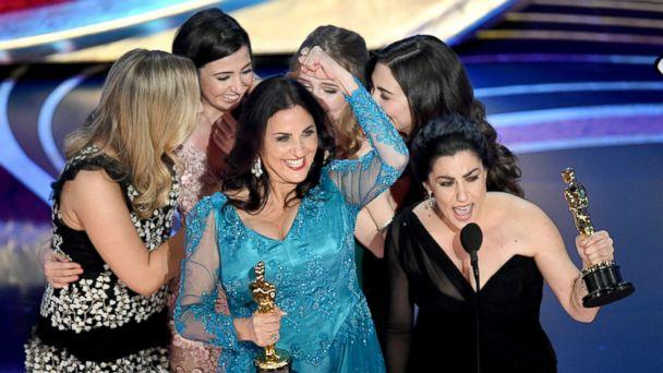 High school students helped produce Oscar-winning documentary