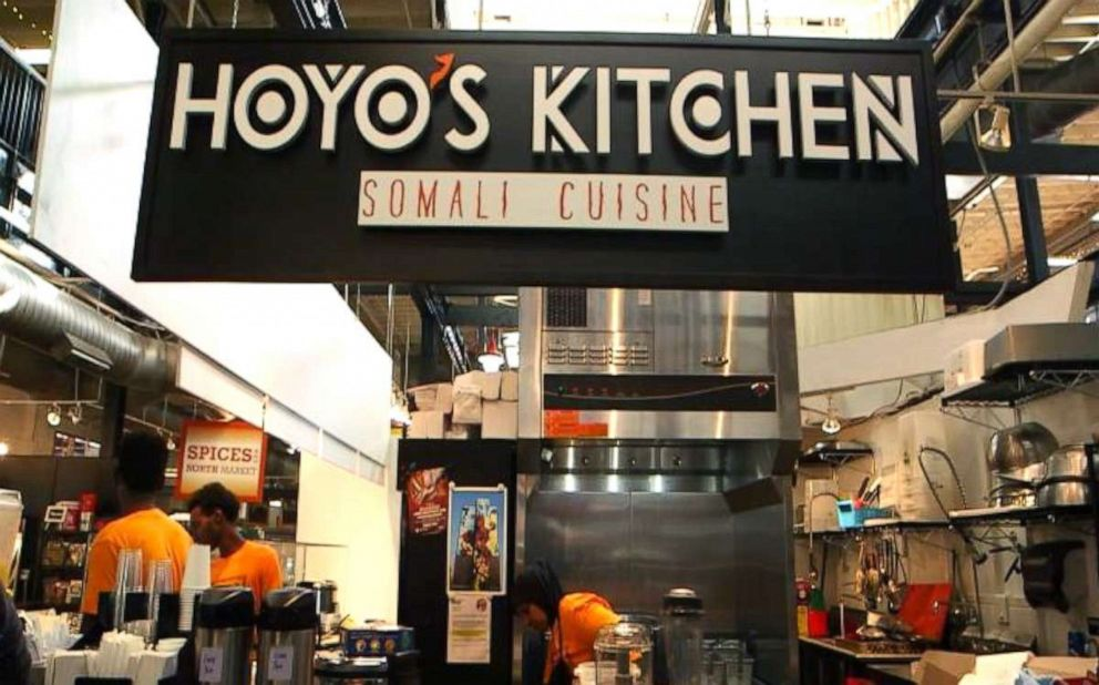 PHOTO: Hoyos Kitchen in Columbus, Ohios North Market opened in August 2019.